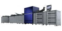 Первая высокопроизводительня система тонерной печати от KonicaMinolta