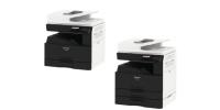 Начало продаж новых моделей БЮДЖЕТНЫХ СЕТЕВЫХ монохромных МФУ Sharp BP20M22EU / BP20M24EU / BP20M31EU формата A3