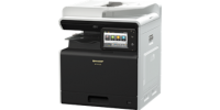 Начало продаж новой модели BP-30C25EU из серии C-CUBE БЮДЖЕТНЫХ полноцветных МФУ Sharp формата A3